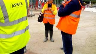 Question réponse sur le futur centre commercial muse à Metz
