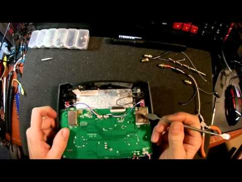 How to modify a Hubsan H501s H502s Transmitter Antenna's