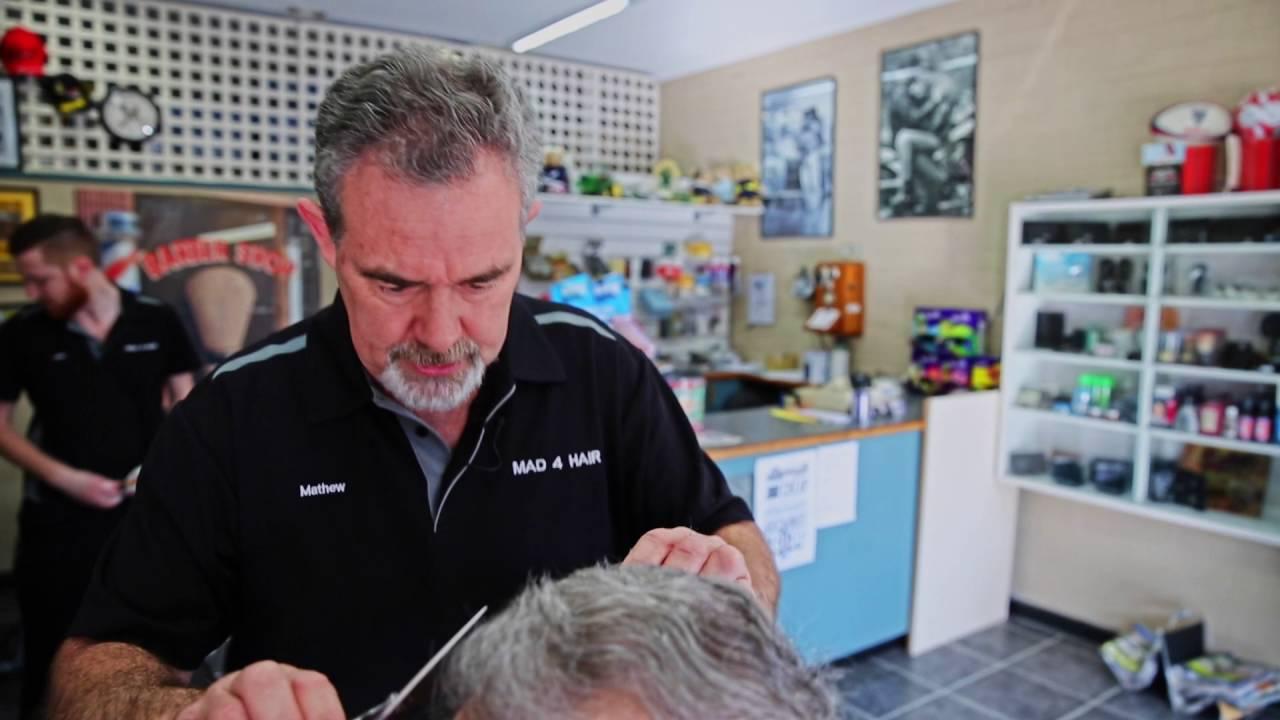 Mad 4 Hair Wodonga Barber Mens Hairdressing Hair Cuts for Men Albury