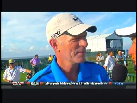 "Jeff Coston Interview ""On the Range"" from the 2012 PGA Championship"