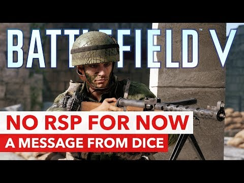 Battlefield V: No RSP for now! - A message from DICE - Battlefield 5 News thumbnail