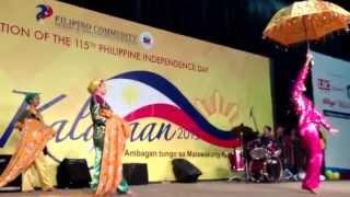 Maranao cultural dance