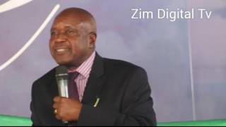 """Stop blaming sanctions Zanu pf told by Chris Mutsvangwa"