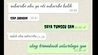 Cara merubah tulisan keren di whatsapp tanpa aplikasi