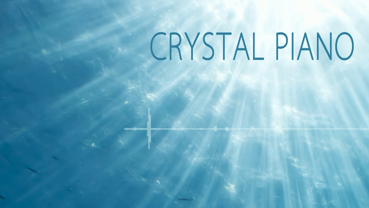 Background Piano Music for Video | Crystal Piano