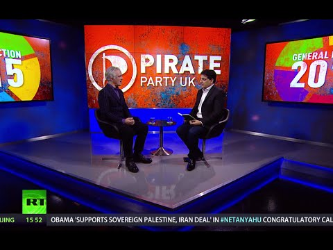 Can 'pirates' Win UK General Election? Loz Kaye On The Upcoming Vote