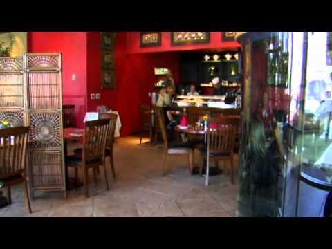 Benjas Thai Garden Restaurant In St George Utah Youtube