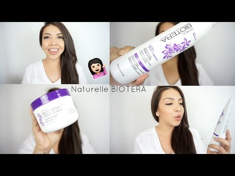 Hair Care ♥ Naturelle Pro Product Review