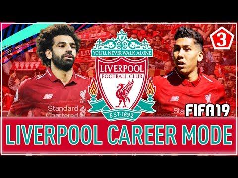FIFA 19 Indonesia - Liverpool Career Mode #3 - Penampilan Gemilang Jadon Sancho!