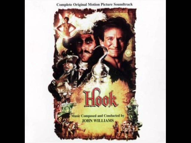 Hook Soundtrack Suite John Williams Youtube