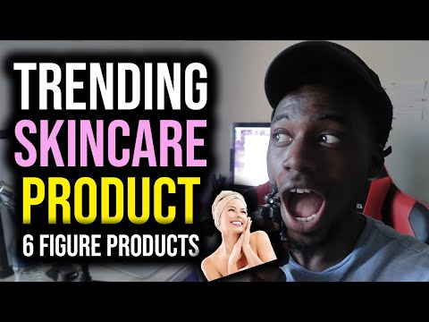 Ultimate Skincare Winning Product! (Shopify Hot Products 2019) thumbnail