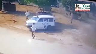 Gangster encounter in jhajjar