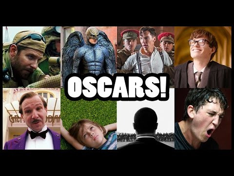 They Snubbed @&$%#?!?! - 2015 Oscar Nominations Roundtable