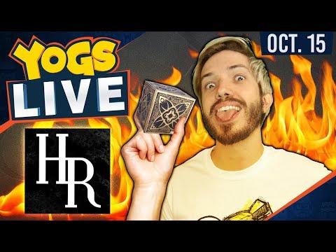 High Rollers D&D: Episode 61 - 15th October 2017 [RE-UPLOAD]