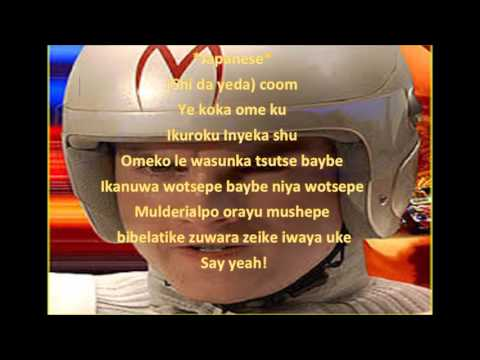 Go Speed Racer Go Lyrics Video