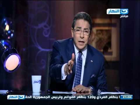 اخر النهار - محمود سعد : في حاجات لازم تفكر فيها كويس قبل ما تعرضها على التلفزيون