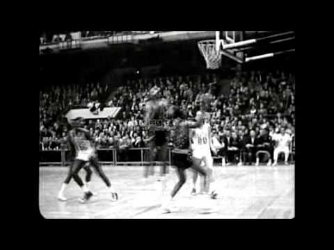1965 Sixers vs. Celtics (Highlights)