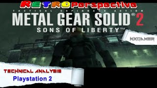 Retroperspective: Metal Gear Solid 2 Playstation 2 Technical Analysis