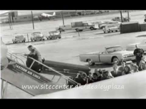 November 22, 1963 - From Parkland Memorial Hospital to Dallas Love Field Airport