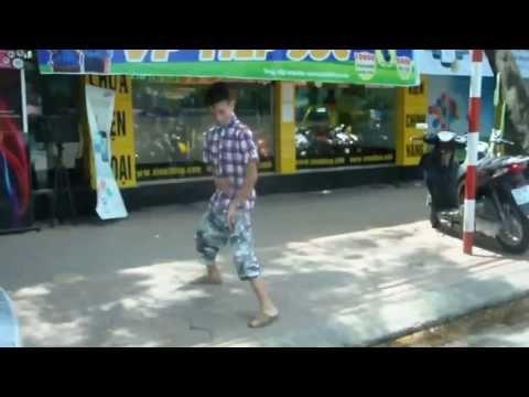 [Kênh Hài Hước] Thanh niên Hải Phòng ngáo đá bay không cần bar sàn