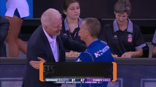 Brisbane Bullets vs. Sydney Kings - Game Highlights
