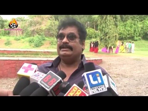 Sangram Bhojpuri (2015) On Location Event - Pawan Singh - New Actress