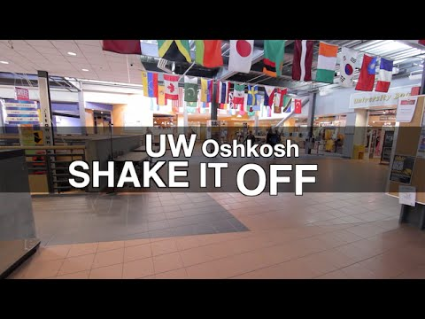 UW Oshkosh Shake It Off