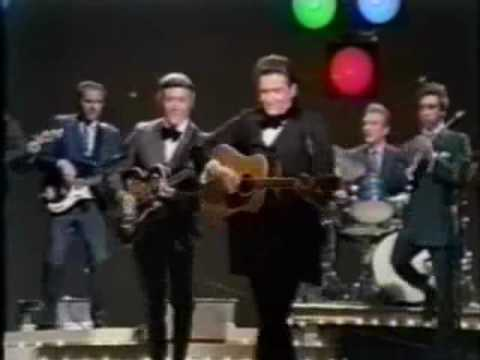 Johnny Cash & Group - Greystone Chapel [Peaked]