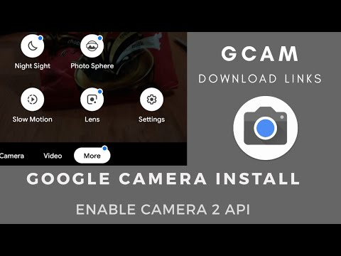Install Google Camera Without Root - Myhiton
