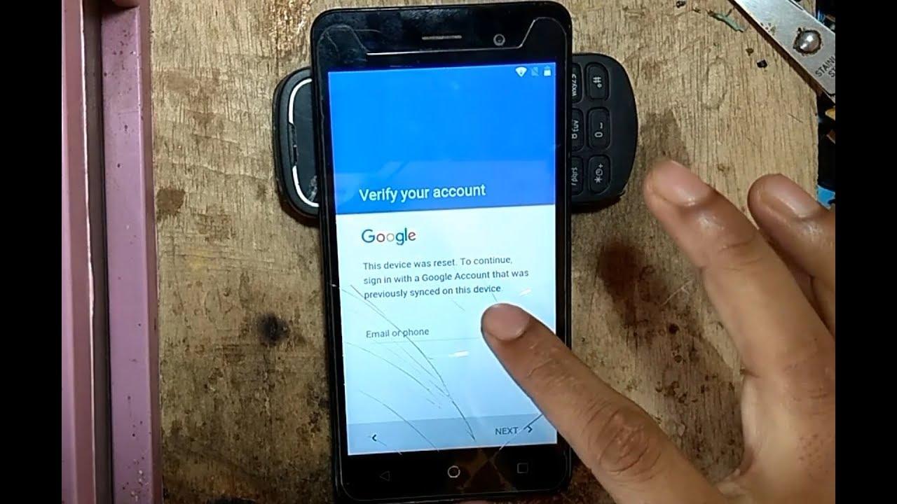 Micromax Q352 Frp Lock Unlock & Gmail lock Bypass easy 100% solve