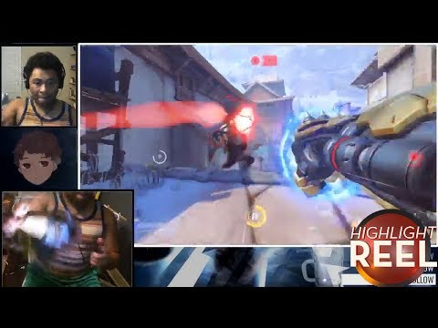 Highlight Reel #315 - Doomfist Controller Lets Overwatch Players Catch These Hands