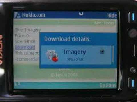 nokia n93 Video review