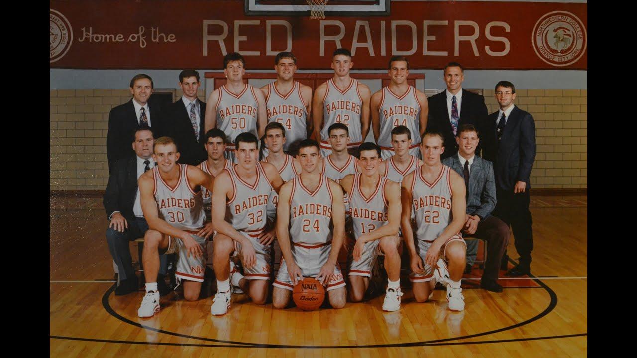 1993 Northwestern Red Raiders Basketball - YouTube