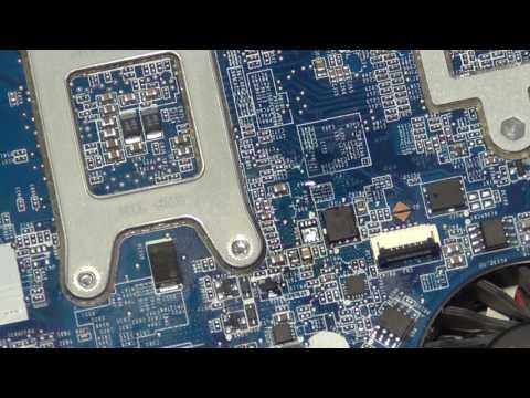 Диагностика ноутбука HP Pavilion G6: нет изображения.  Переводим в UMA