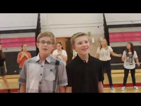 "PTMS/McMurray Elementary -  ""I Want You Back"" Macy's A Cappella Challenge Submission"