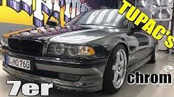 E38 Schwarze Blinker