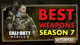 Call of Duty Mobile Tips: Best Weapons in New Season 7 Battleroyale Update Revealed