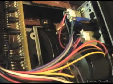 Replacing belts in an Aiwa tape deck, the easy(ier) way