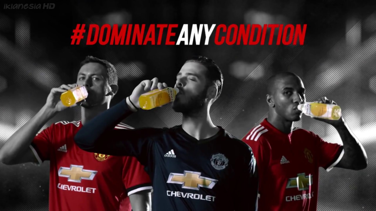 Iklan YOU C1000 Isotonic Drink Permainan With Manchester United 30sec 2018