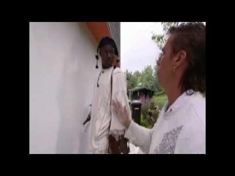 Stukadoren buiten - YouTube