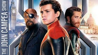 Spider-Man Getting Extended Cut Re-Release - The John Campea Show