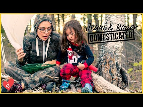 Survival 101 With The Mathews | Jenni & Roger: Domesticated