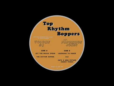 Papolious Jones - Let the Music Speak [TRBO001]