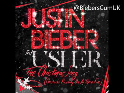 Justin Bieber The Christmas Song (Chestnuts Roasting On And Open Fire) Feat. Usher
