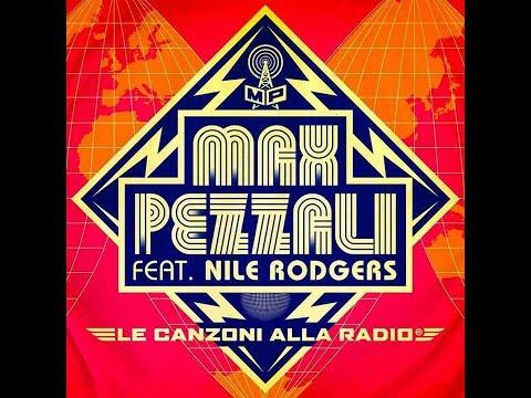 Max Pezzali feat Nile Rodgers: Le canzoni alla radio (PROMO)