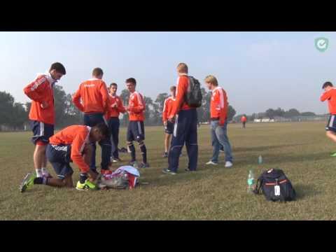 Hygiëne in India uitdaging voor teamarts Jong Oranje