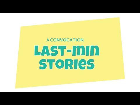 ACLS - A Convo: Last-min Stories | Mini Series | Episode 01 | DHEEKSHA-19 | Batch of 2k13 | MMC thumbnail