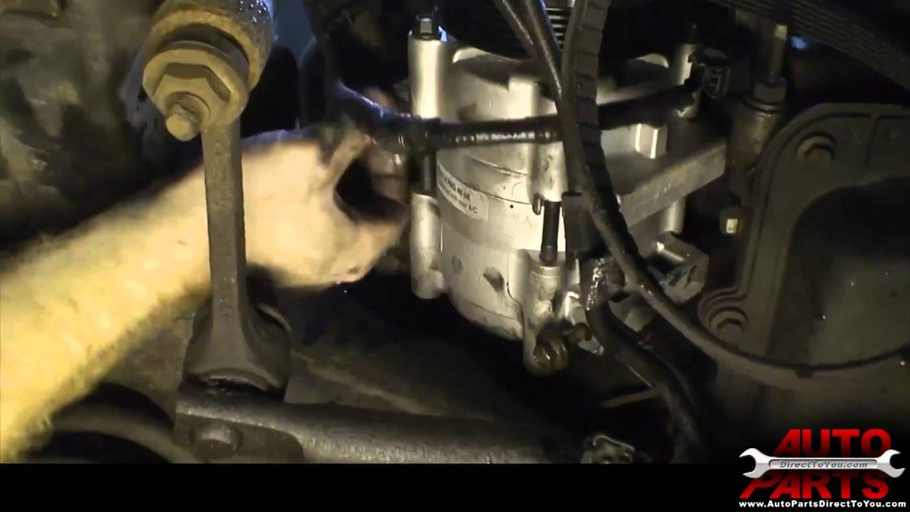 Lincoln Town Car Ac Compressor And Accumulator Drier