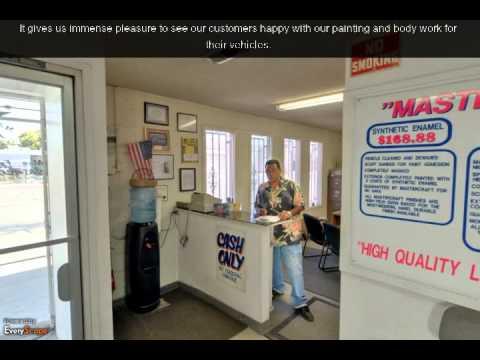 Mastercraft Auto Painting Body Work Fresno Ca Auto Body Youtube