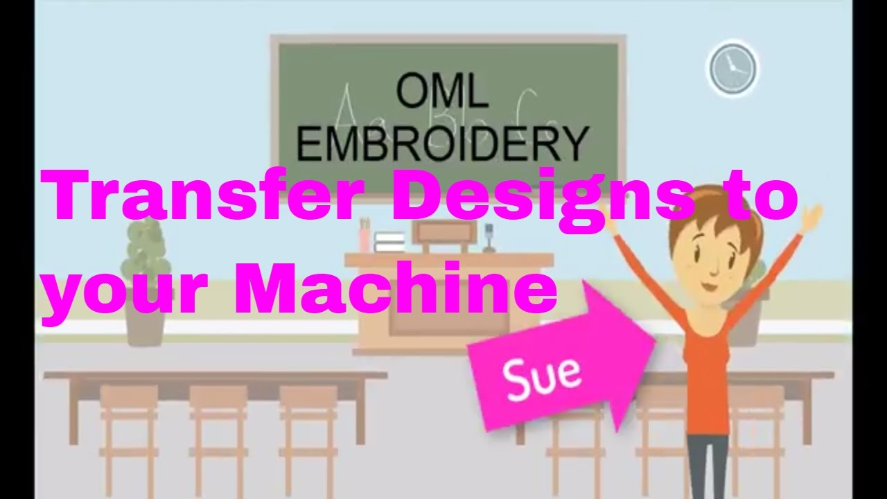 How To Get Designs To Your Machine Fast With Hatch Embroidery Youtube